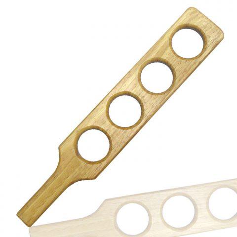 Wooden Sampler Paddles