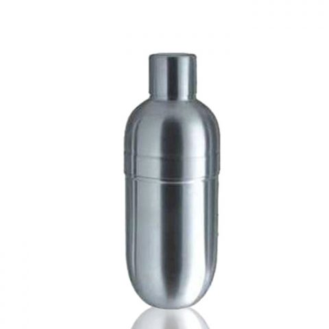 Bar Shaker Capsule Stainless Steel