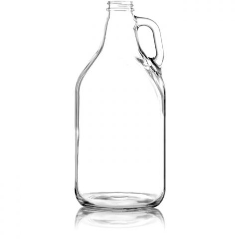 Clear Growler