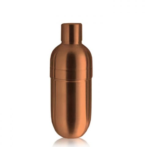 Bar Shaker Capsule Copper