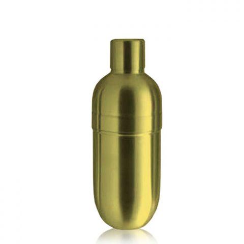 Bar Shaker Capsule Gold
