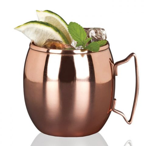Moscow Mule Round Copper
