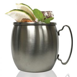Moscow Mule Round Stainless Steel