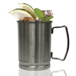 Moscow Mule Straight Stainless Steel