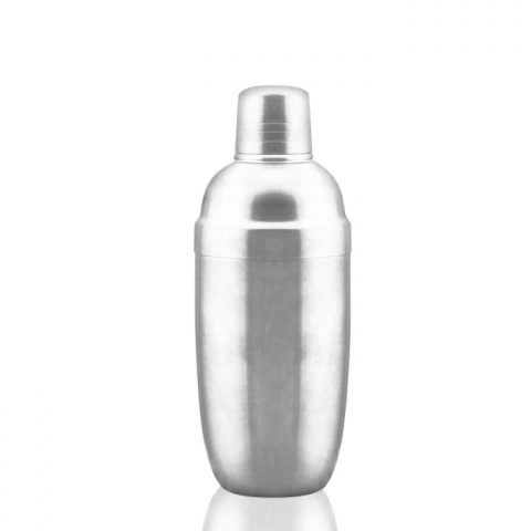 Bar Shaker Oval Stainless Steel