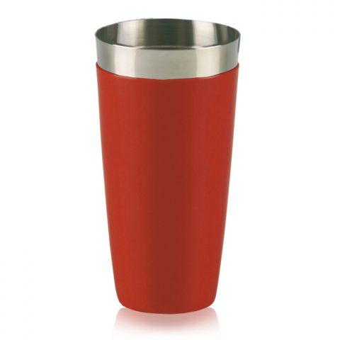 Bar Shaker Vinyl Red
