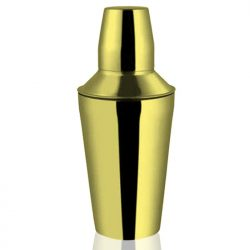 Bar Shaker Regular Gold