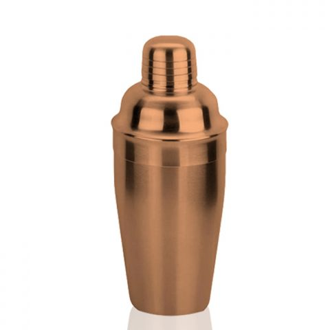 Bar Shaker Deluxe Cocktail Copper