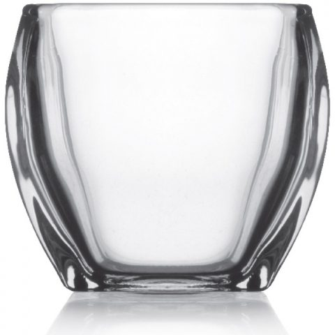 Ice Bucket Square Glass