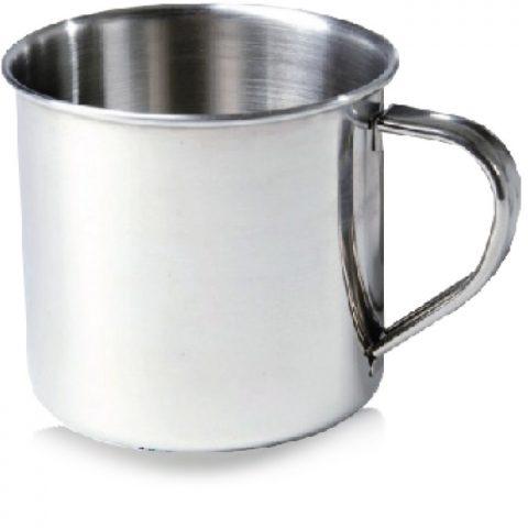 Stainless Steel Camp Mug