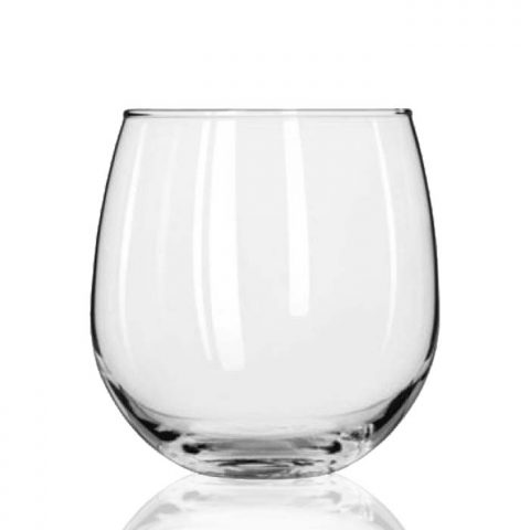 Stemless Red Wine
