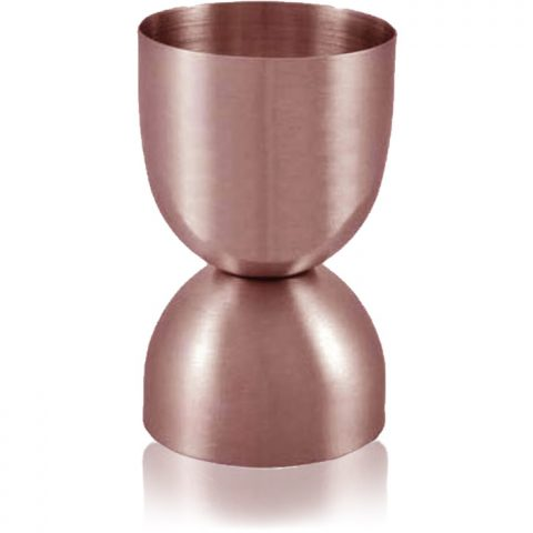 """Jigger – """"U"""" Style Copper Plated"""