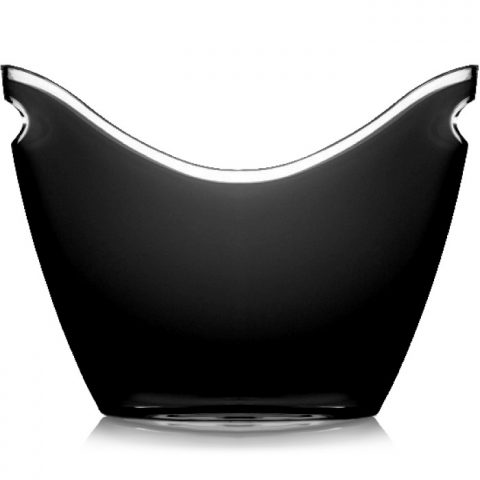 Vino Gondola Bucket Black