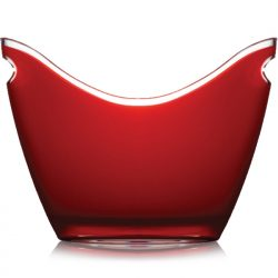 Vino Gondola Bucket Red
