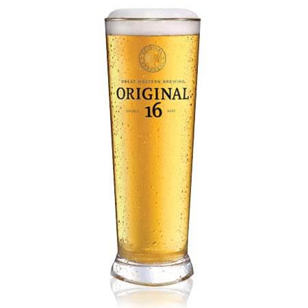 Original 16 Pilsner glass