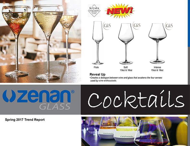 Glassware Trends 2017