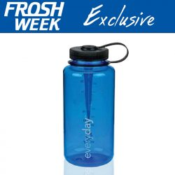 Frosh Week Products - Live Well Plastic Hydration Bottle
