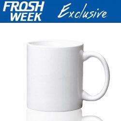 Frosh Week Products - C-Handle Mug