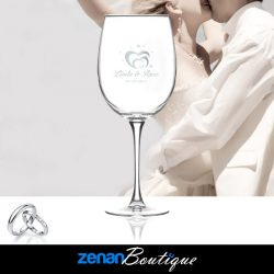 Wedding Boutique - 12oz Wine