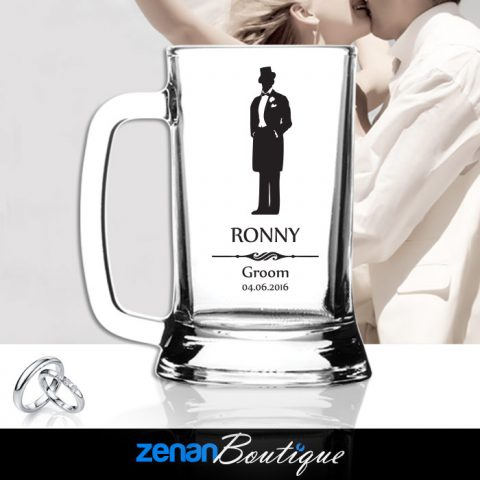 Wedding Boutique - 16oz Beer Mug