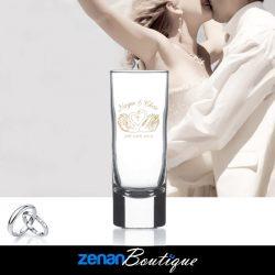 Wedding Boutique - 2.5oz Islande Shot Glass