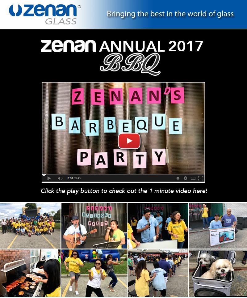 Zenan annual bbq 2017