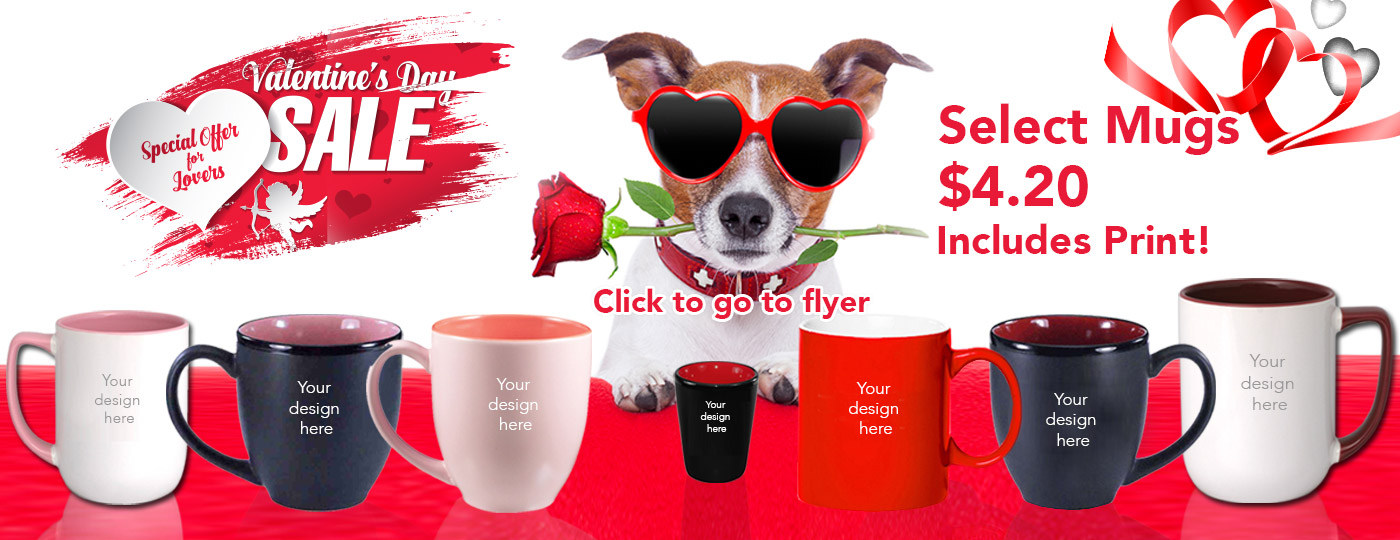 Valentines Day Mugs 2018