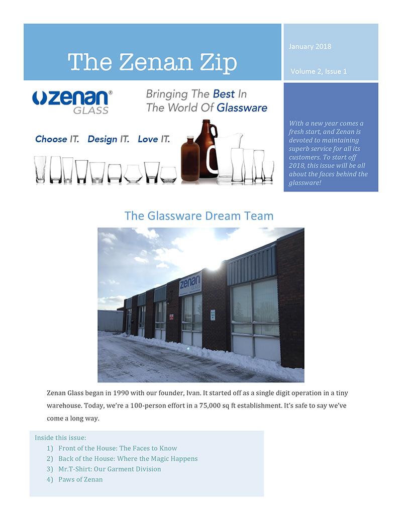 Zenan Zip - Issue 3, Jan 2018 - Page 1