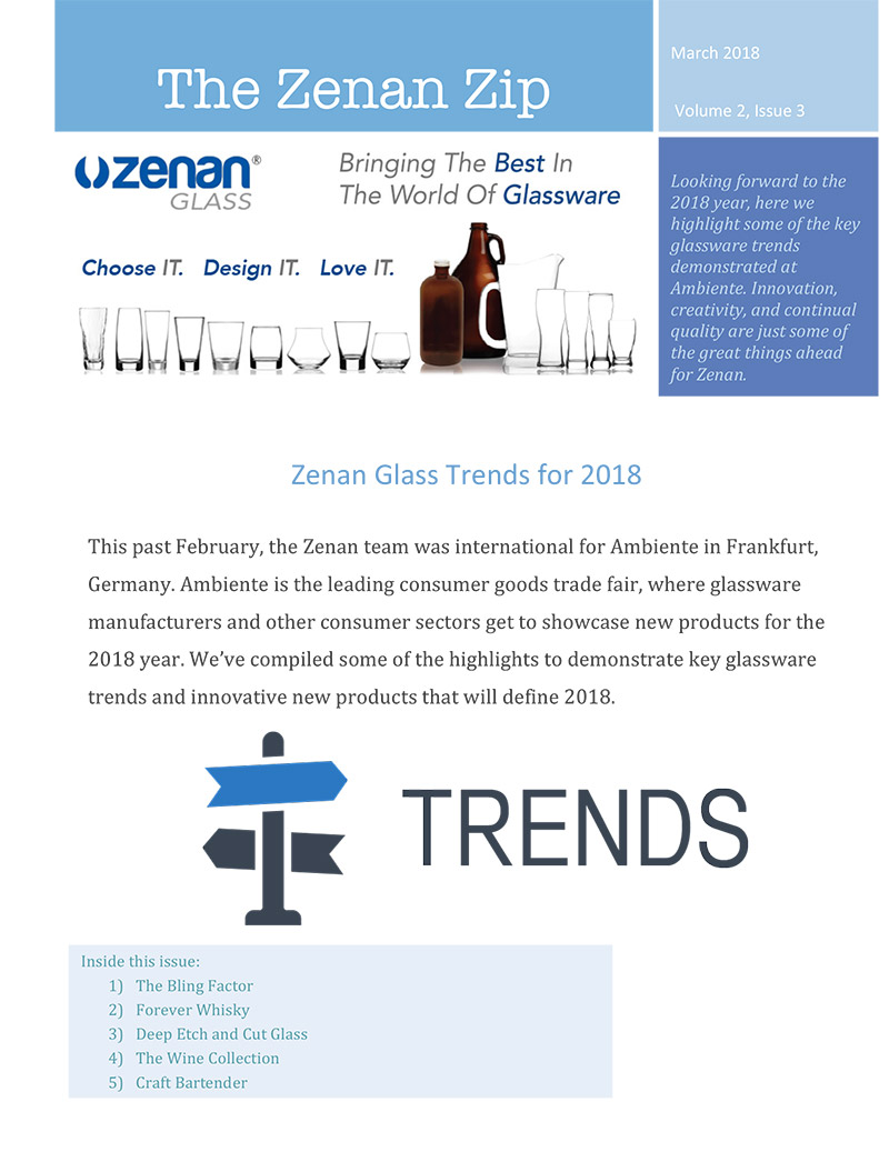 Zenan Zip - Issue 4, February 2018 - Page 1