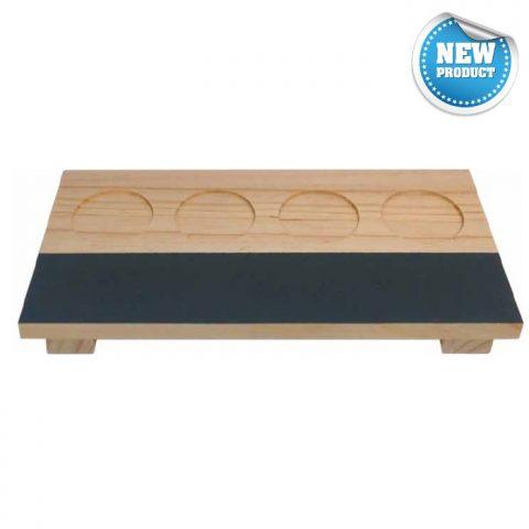 Chalkboard Sampler Tray