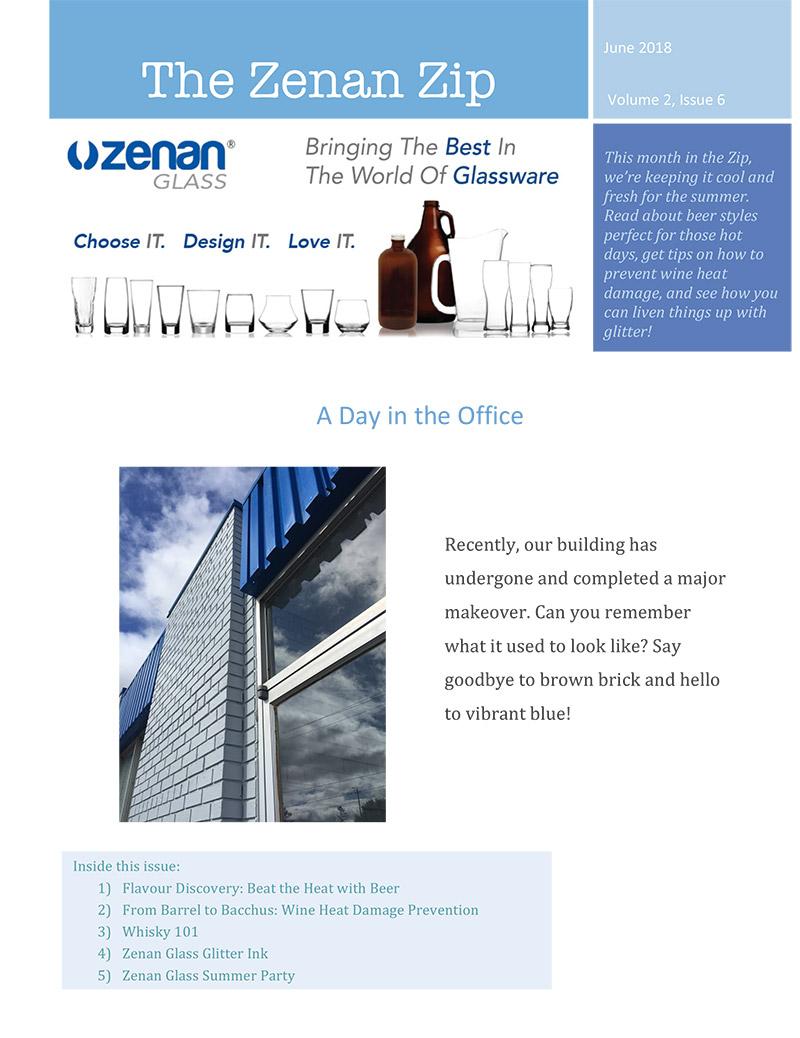 Zenan Zip - Issue 8, June 2018 - Page 1