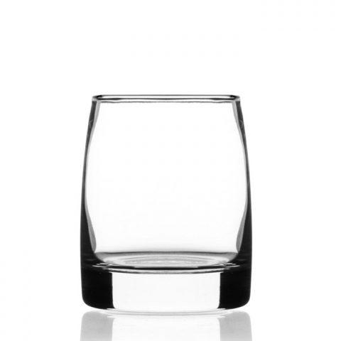 Vibe Rocks Glass