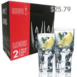 Riedel Louis Long Drink set of 2