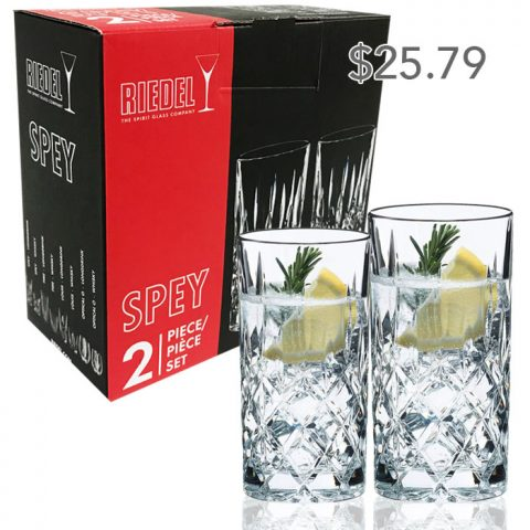 Riedel Spey Long Drink set of 2