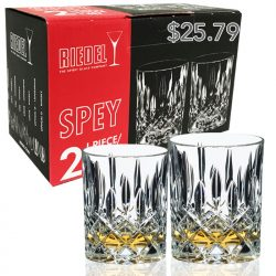 Riedel Spey Whisky set of 2