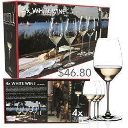 Riedel White Wine Box Set Of 4
