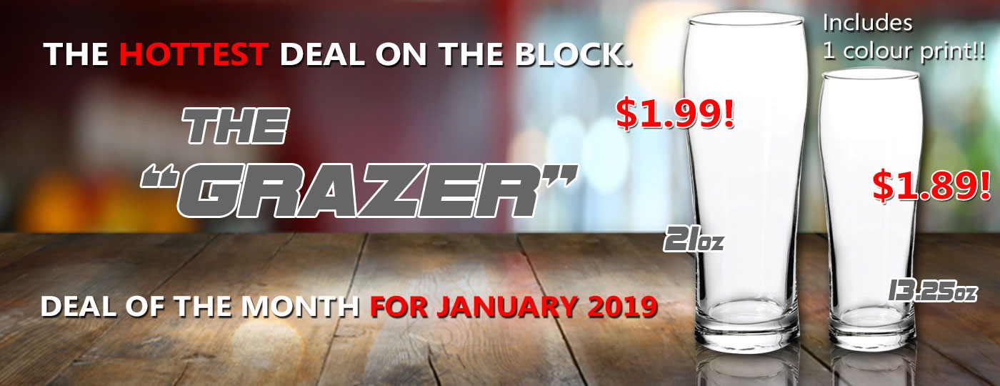 January Monthly Deal 2019!