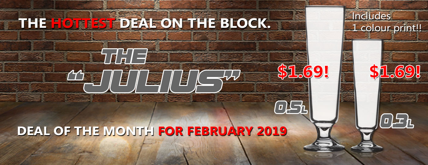 February Deal 2019! Julius $1.69!!