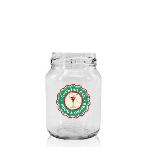 Universal Mason Jar 497032 125ml