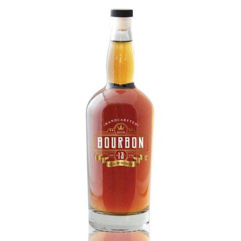 Bourbon Bottle 502033 750ml