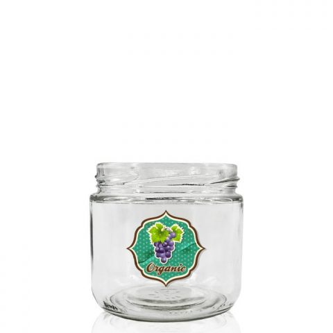 Short Jar 503085 355ml