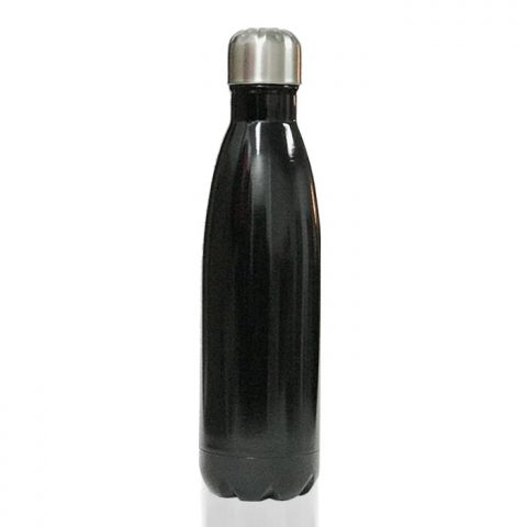 UZFUL Water Bottle 16oz Black