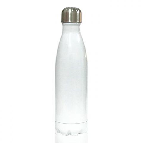 UZFUL Water Bottle 16oz White