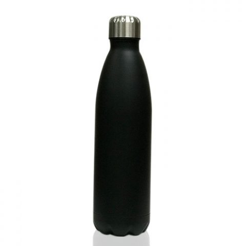 Geneva SS Water Bottle 32oz Black