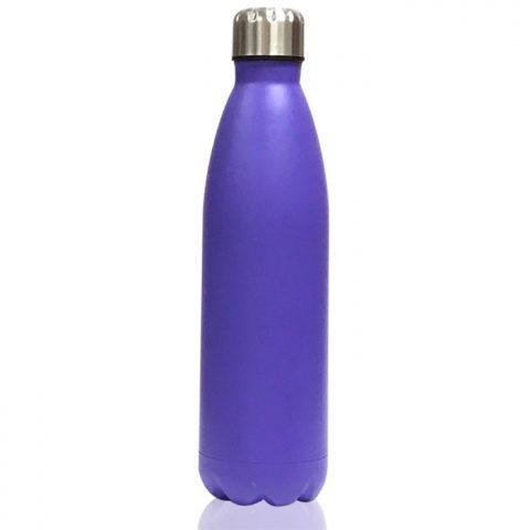 Geneva SS Water Bottle 32oz Purple
