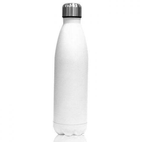 Geneva SS Water Bottle 32oz White